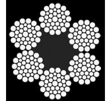 Канат стальной 8,1мм ГОСТ 7668-80