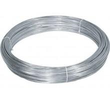 Проволока термически необработанная оцинкованная 0,9мм ГОСТ 3282-74