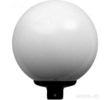 Светильник НТУ 01-150-301 Шар стекло молочный 350мм UMP