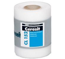 Лента уплотнительная Церезит (Ceresit) CL 152 гидроизоляционная 10м