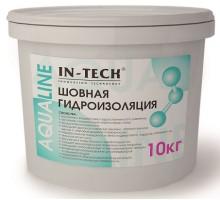 Гидроизоляция шовная ИН-ТЕК (IN-TECK) AQUALINE 10кг