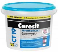 Бетонконтакт Церезит (Ceresit) CT 19 15кг