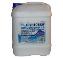Грунтовка ВД ИН-ТЕК (IN-TECK) ICE глубокого проникновения 10л