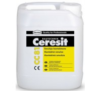 Адгезионная добавка Церезит (Ceresit) CC 81 для цементных растворов 10л