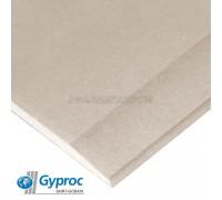 Гипсокартон ГИПРОК (Gyproc) ГКЛ 2500/1200/12,5мм