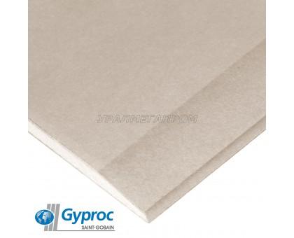 Гипсокартон ГИПРОК (Gyproc) ГКЛ 2500/1200/9,5мм