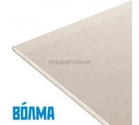 Гипсокартон ВОЛМА ГКЛ 2500/1200/12,5мм