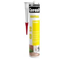Герметик силиконовый Церезит (Ceresit) CS 16 прозрачный 280мл