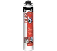 Пена монтажная Церезит (Ceresit) TS 52 Зимняя 750мл