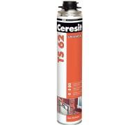 Пена монтажная Церезит (Ceresit) TS 62 универсальная 750мл