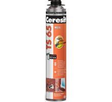 Пена монтажная Церезит (Ceresit) TS 65 МЕГА 850мл