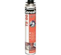 Пена монтажная Церезит (Ceresit) TS 66 МЕГА Зимняя 850мл