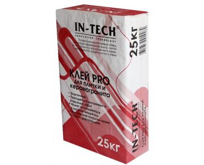Клей для плитки ИН-ТЕК (IN-TECK) PRO 25кг