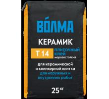 Клей для плитки Волма Керамик 25кг