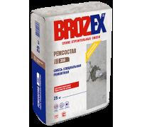 Ремонтная смесь Брозекс (Brozex) РЕМСОСТАВ 300 для бетона 25кг