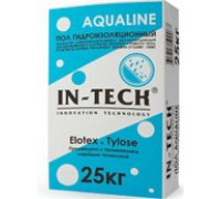Наливной пол ИН-ТЕК (IN-TECK) AQUALINE гидроизоляционный 25кг