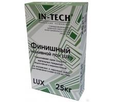 Наливной пол ИН-ТЕК (IN-TECK) LUX финишный 25кг