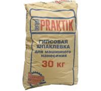Шпаклевка гипсовая Бергауф Практик 30кг