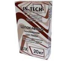 Шпатлевка полимерная супербелая ИН-ТЕК (IN-TECK) LUX FINISH 20кг