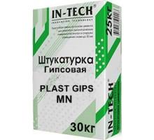Штукатурка гипсовая ИН-ТЕК (IN-TECK) PLAST GIPS MN 30кг