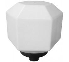Светильник НТУ 08-100-701 Кристалл ПММА матовый UMP