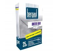 Штукатурка цементная Бергауф Унтер Бау для фасада и цоколя 25кг