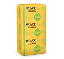 Утеплитель ISOVER Теплый дом плита 1170х610х100 мм 7 штук в упаковке