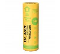 Утеплитель ISOVER Теплый дом 5490х1220х50 мм 2 штуки в упаковке