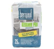 Клей для плитки Bergauf Keramik Pro 25 кг