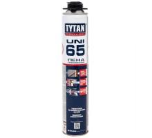 Пена монтажная Tytan 65 UNI профессиональная, 750 мл