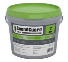 Звукоизоляционный герметик SoundGuard Seal 5 л