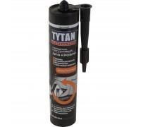 Герметик битумно-каучуковый для кровли Tytan Professional, черный, 310 мл (99963)