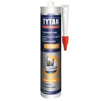 Герметик Силикатный для каминов черный Tytan Professional 310 мл