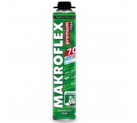 Пена монтажная Makroflex Premium Mega 70, профессиональная, 870 мл