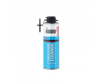 Очиститель монтажной пены Kudo Home Foam&Gun Cleaner, 650 мл