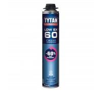 Пена монтажная Tytan Low Expansion O2 профессиональная, зима, 750 мл