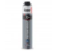 Пена монтажная KUDO Proff 70+, профессиональная, 1000 мл