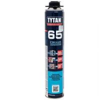 Пена монтажная Tytan 65 О2 профессиональная, зима, 750 мл