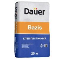 Клей для плитки и керамогранита Dauer Bazis 25 кг