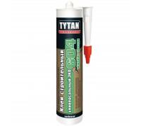 Клей строительный Универсальный ЭКО TYTAN №604, белый 440г