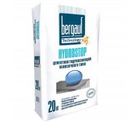 Гидроизоляция цементная Бергауф Гидростоп обмазочная 20кг