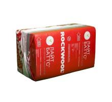 Утеплитель ROCKWOOL Лайт Баттс 1000х600х50 мм 10 штук в упаковке