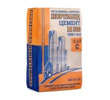Цемент М-500 Д0, 50 кг (для общестроительных работ)