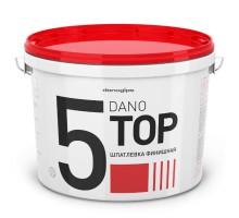 Шпаклевка финишная DanoGIPS Dano Top 5 16,5кг