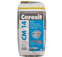 Клей для плитки Ceresit CM 14 25 кг