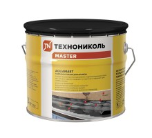 Мастика битумно-резиновая AquaMast Кровля 3 кг