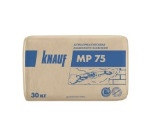 Штукатурка гипсовая машинная Кнауф МР-75 30кг