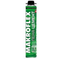 Пена-цемент строительная Makroflex профессиональная, 850 мл