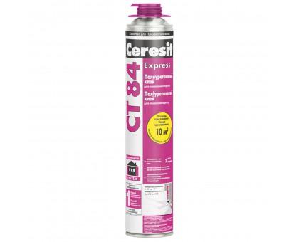 Клей для утеплителя Церезит (Ceresit) CT 84 Express 850 мл