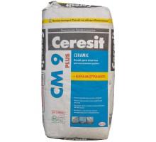 Клей для плитки Ceresit CM 9 25 кг